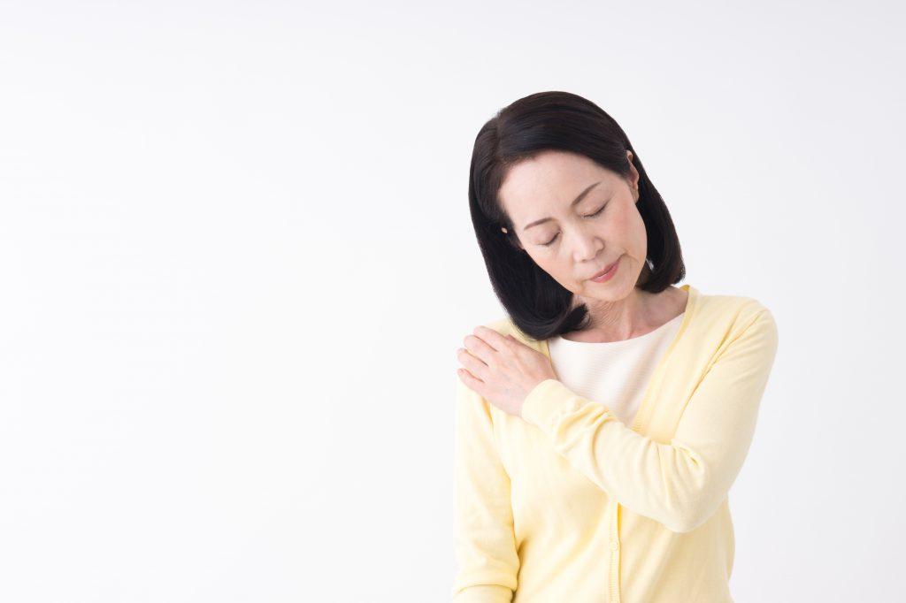 肩こりの症状